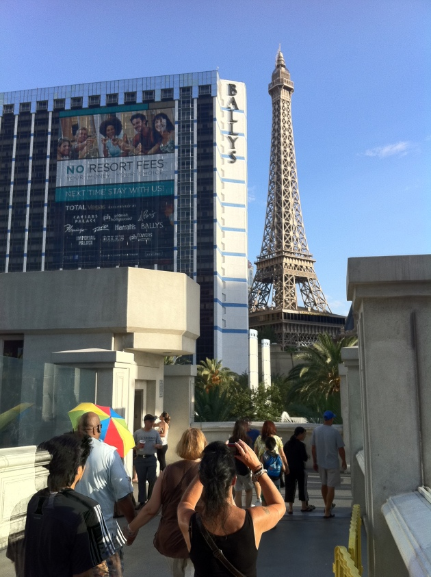 The Las Vegas Eifel Tower