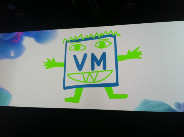 The Monster VM