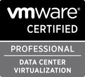 VMware Certified Professional - Data Center Virtualization logo