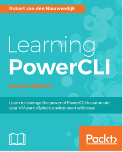 Learning PowerCLI - Second Edition Cover