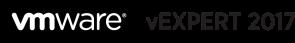 VMware vExpert 2017 logo