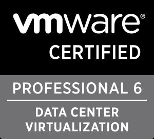 VCP6-DCV Logo